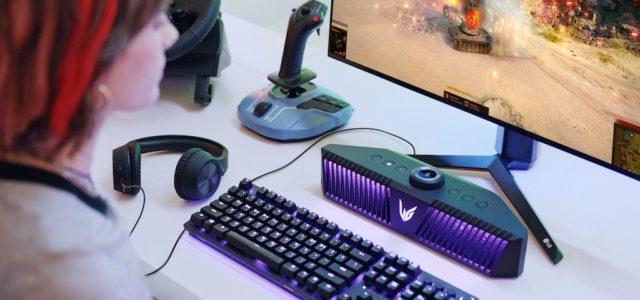 LG ermöglicht mit neuem UltraGear Gaming Speaker immersives Gaming auf dem nächsten Level