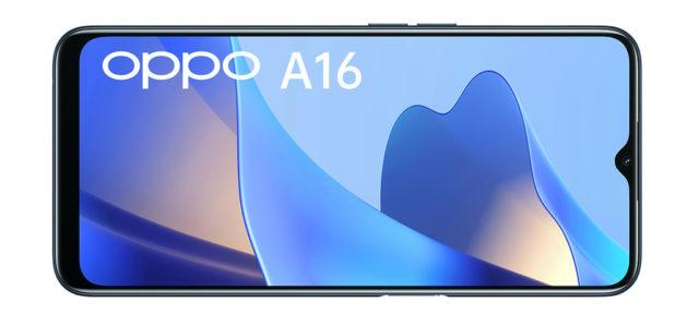 OPPO A16 und A16s mit ausdauerndem Akku