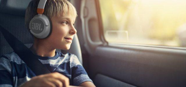 JBL JR 460NC: Legendärer Sound für kleine Ohren