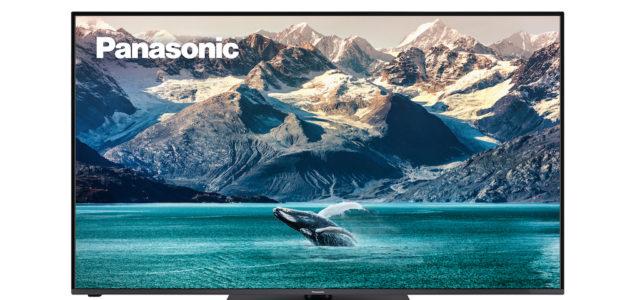 Panasonic: Ultra HD-Auflösung und smarte Ausstattung für hervorragendes Fernsehvergnügen