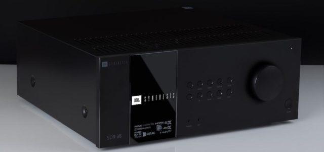 JBL Synthesis kündigt neue Geräte mit HDMI 2.1 / 8K Video-Unterstützung und einen neuen dedizierten Subwoofer-Verstärker an