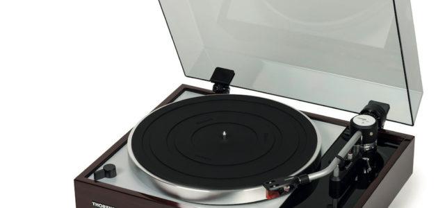 Neuer Thorens Plattenspieler TD 1500