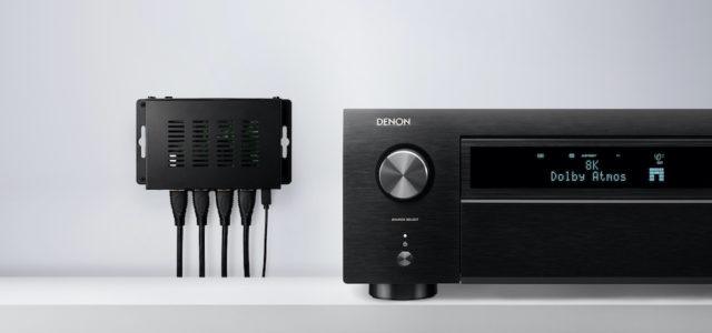 Denon und Marantz stellen 8K-HDMI-Switch mit 3 Eingängen vor