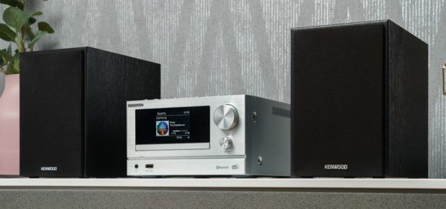 Kenwood M-7000S: Smarte Kompakt-Stereo-Anlage mit Allround-Talenten
