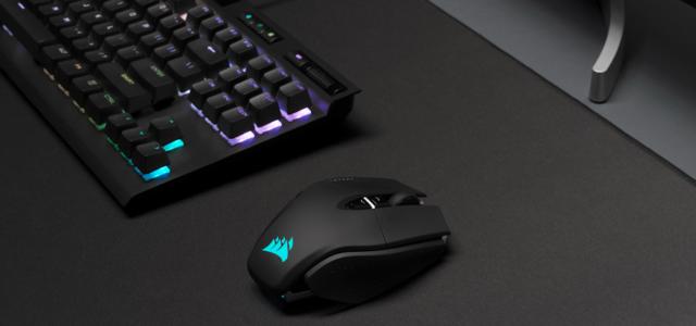 Ultraschnell, ultrapräzise – Corsair bringt neue Gaming-Mäuse M65 RGB ULTRA auf den Markt