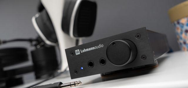 Kopfhörer-Verstärker Lehmannaudio Linear II – Kompakte Referenz