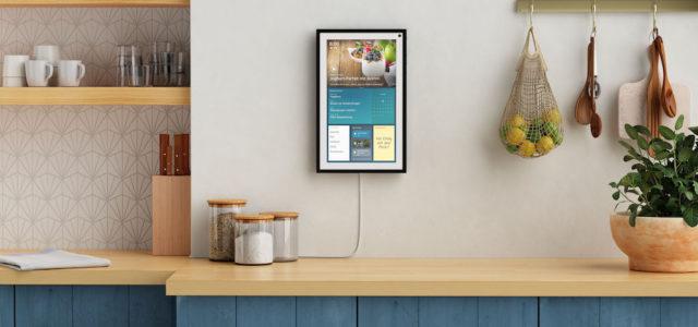Amazon stellt Echo Show 15 vor: Mit Alexa den Familienalltag organisieren, verbunden bleiben und unterhalten werden