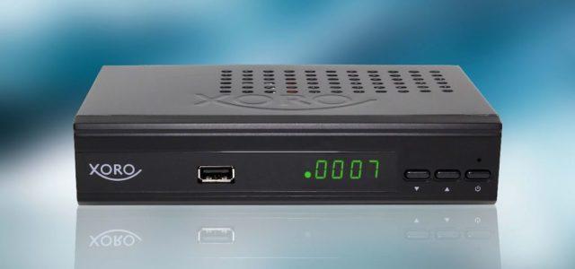 Xoro: Die neuen SAT-Receiver mit erweiterter Unterstützung für Einkabel-Empfangsanlagen