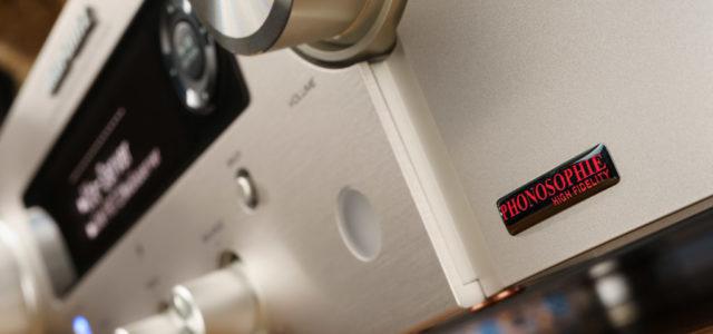 Phonosophie MR PM7000N – All-in-one Verstärker mit Performance-Tuning