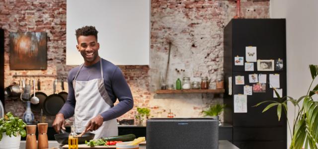 Neues Firmware-Update: Denon Home Wireless-Lautsprecher jetzt mit integrierter Alexa-Funktion und 5.1-Kanal-Surround-Sound