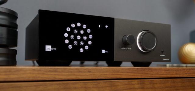 Streaming-Verstärker Lyngdorf TDAI-1120 – Audiophiler Alleskönner mit Phono-Preamp und Raumkorrektur