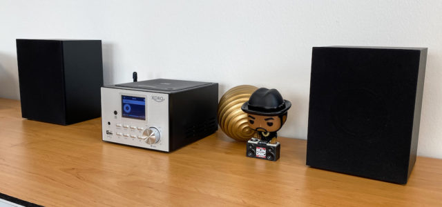 XORO HMT 500 Pro – Maxiklang in Mini-Maßen