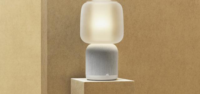 Ikea SYMFONISK: Die klangvollste Lampe der Welt ist jetzt noch besser