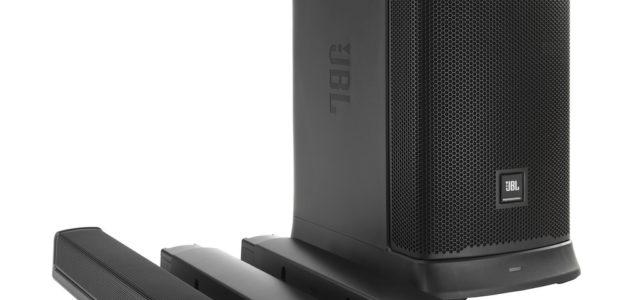 JBL präsentiert portables PA-Säulensystem EON ONE MK2