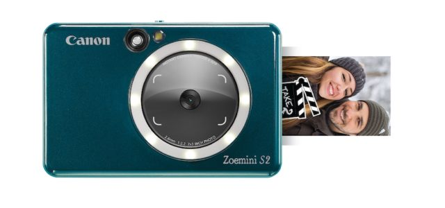 Canon Zoemini S2 ‒ 2-in-1-Sofortbildkamera mit Mini-Fotodrucker
