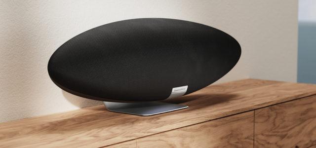 Bowers & Wilkins präsentiert den neuen Zeppelin für das Streaming-Zeitalter