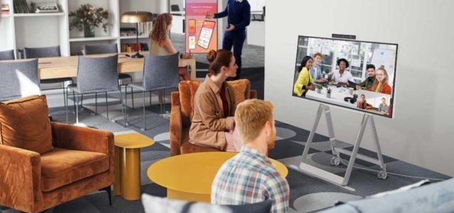 Innovative All-in-One Kommunikations-, Office-, Home- und Entertainment-Lösung: Die One:Quick-Serie von LG