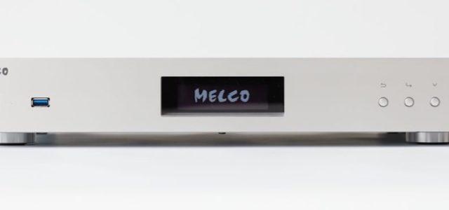 Melco bringt eine neue SSD-Musikbibliothek im Full Size-Gehäuse auf dem Markt