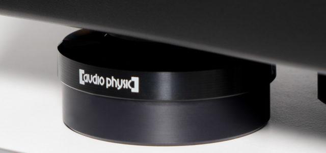 Audio Physic VCF Magnetic plus – Spezial-Füße für drastische Klang-Verbesserung