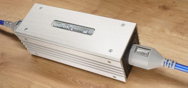 IsoTek EVO3 Syncro Uni – Edler Wechselstromwächter für sauberen Klang