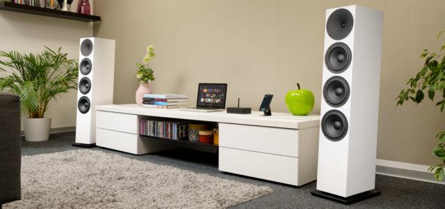 Buchardt Audio A700 + Hub – Kabelloses Komplettsystem für anspruchsvolle Audiophile