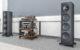 KEF Q950 – Rocker, Spaßmacher und Feingeist stilvoll präsentiert